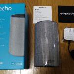 Amazon ECHO(第1世代)