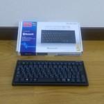 Bluetooth Wireless Keyboard TK-FBP013BK