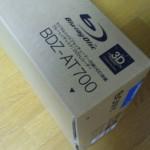 Blu-rayレコーダー BDZ-AT700購入